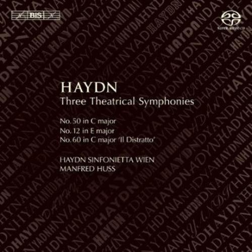 Theatrical Symphonies