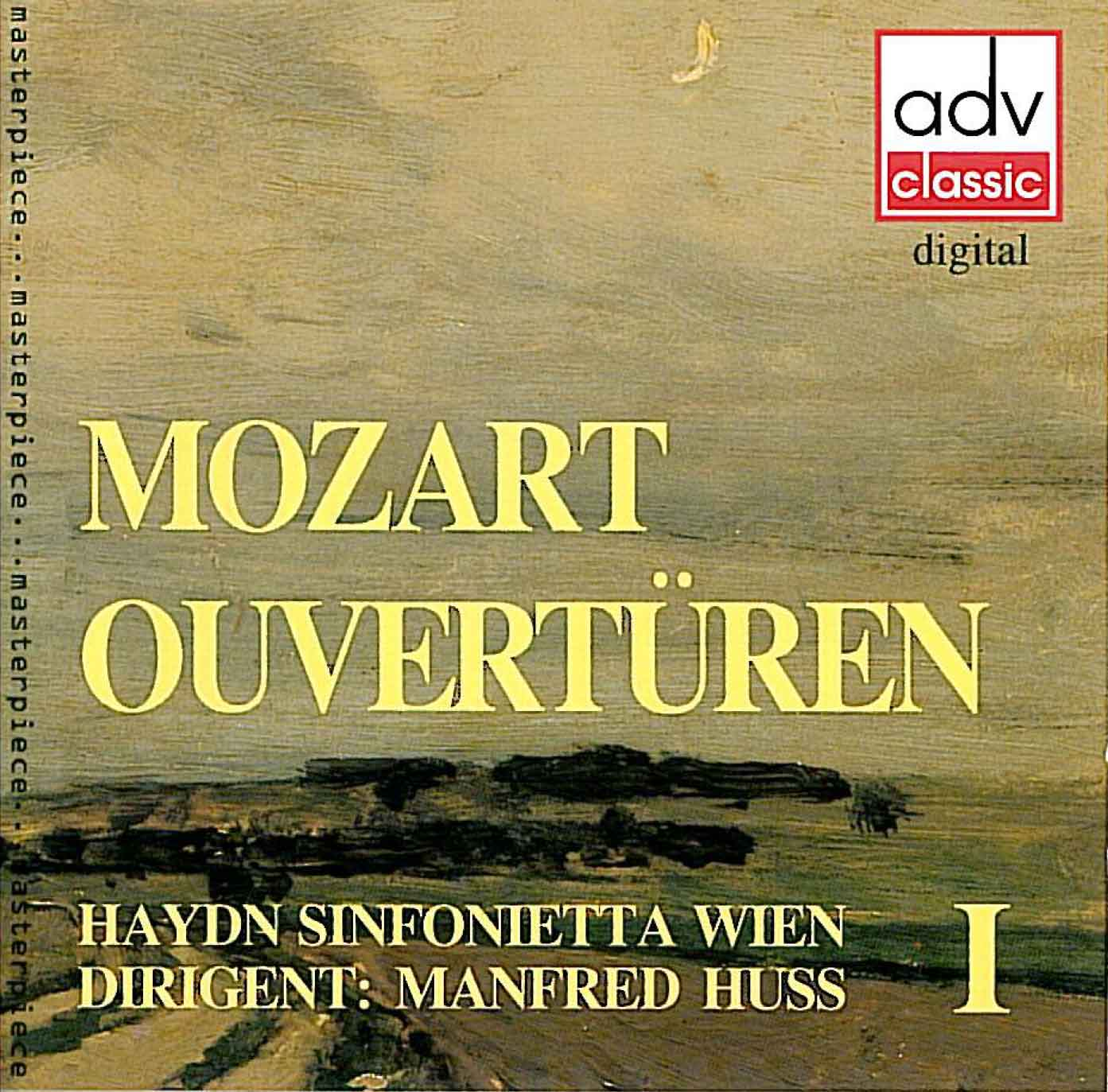 Mozart Overtures Cover1